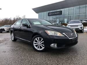 2010 Lexus ES 350 LEATHER/ROOF/NAVIGATION
