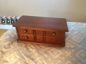 2 Antique jewelry boxes