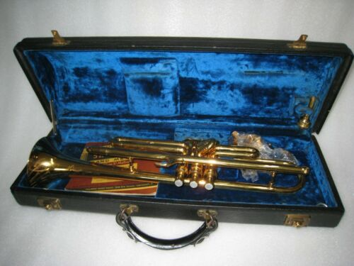 C. G. Conn Vocabell 40A Long Cornet-1937