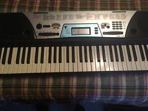 Yamaha PSR 170: Practice Piano