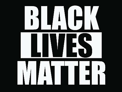 Black Lives Matter - Yard Sign - Double Sided - 18x24