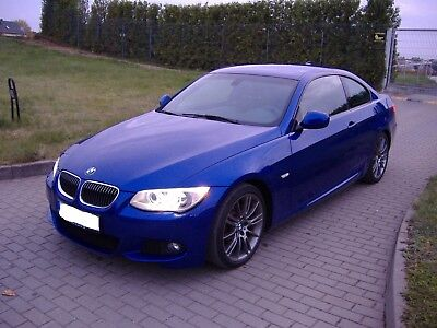 Bmw E92 325i LCI Coupe 260PS