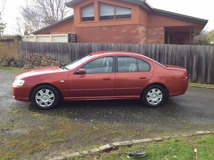 2007 Ford Falcon Hillwood George Town Area Preview