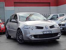 2009 Renault Megane SPORT dCi 175 Hatch *** GREAT VALUE $13,990* Footscray Maribyrnong Area Preview