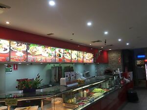 Kebab shop/woodfired pizza's Woodcroft Blacktown Area Preview