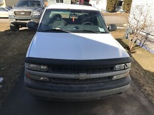 2001 Chevy Silverado 2WD 5.3 sell / trade