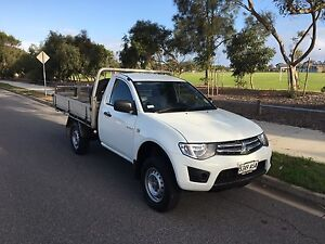 Triton diesel ute automatic 2012 Adelaide CBD Adelaide City Preview