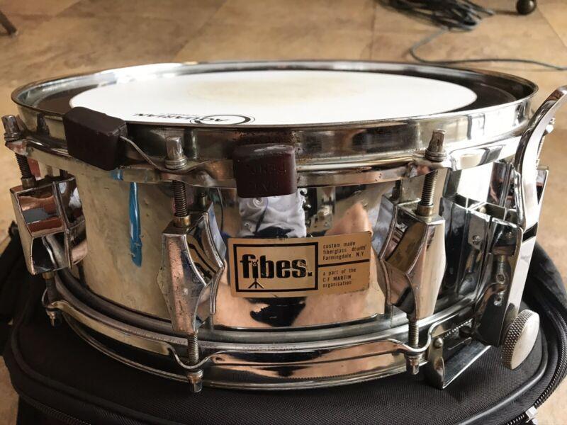 1973 Fibes Chrome Snare Drum