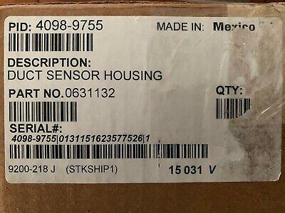 Simplex 4098-9755 Fire Alarm Duct Sensor Housing 2-wire W 73 Sampling Tube