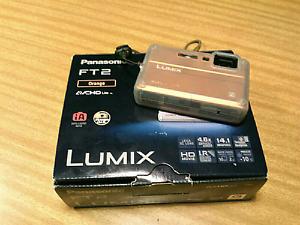 Panasonic Lumix FT2 tough camera Ferny Hills Brisbane North West Preview