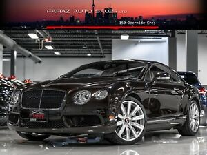 2013 Bentley Continental GT V8 TWIN TURBO|COUPE|MASSAGE|NAVI|REA