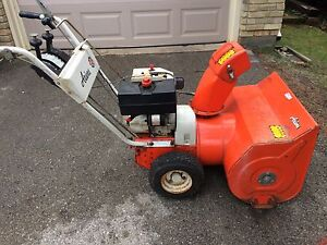Ariens Snowblower Can Deliver