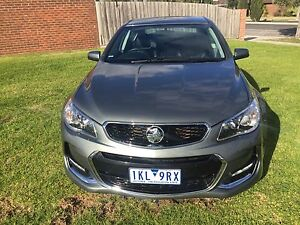 2016 Holden commodore VF SV6 series II Lalor Whittlesea Area Preview