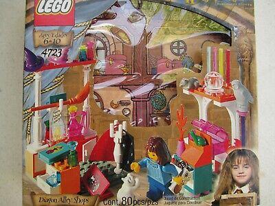 LEGO Harry Potter Diagon Alley Shops (4723)