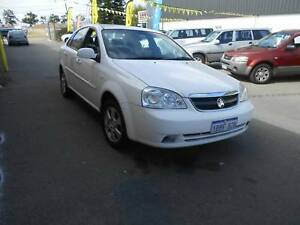 2009 Holden Viva 1.8L Auto - 4 Door Sedan Wangara Wanneroo Area Preview