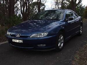 Peugeot 406 Coupe 5-speed manual 1999 Invergowrie Uralla Area Preview