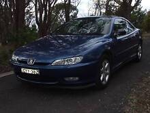 1999 Peugeot 406 Coupe Invergowrie Uralla Area Preview