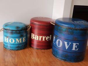 Vintage Barrels  ( Replica's)