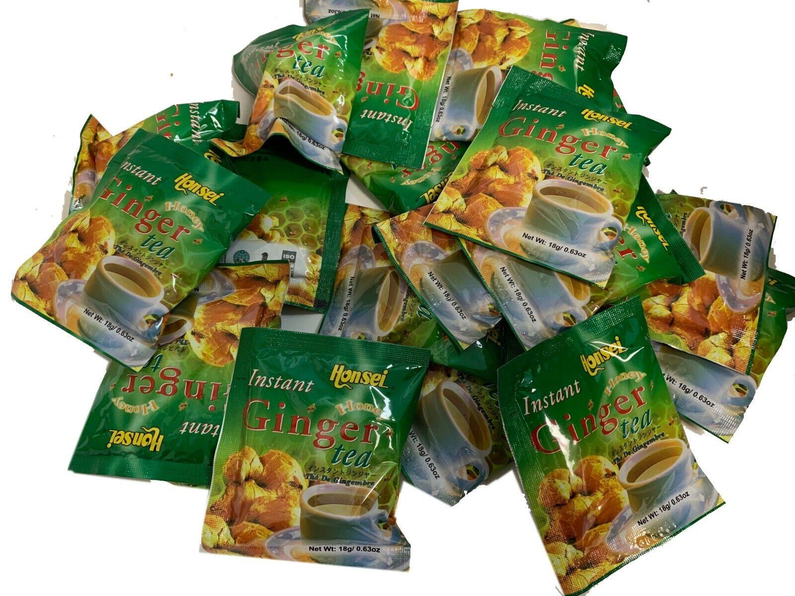Honsei Ginger Tea  + Free Shipping