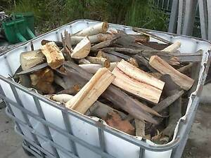 Firewood mixed species cut and split fireplace size - last days Capalaba Brisbane South East Preview