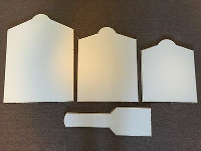 Set Of 4 Screen Printing Pallets Platens