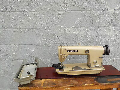 Industrial Sewing Machine Brother 780-wsherring Welactic Att.