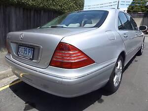 From $95 Per week on Finance* 2005 Mercedes-Benz S350 Sedan North Hobart Hobart City Preview