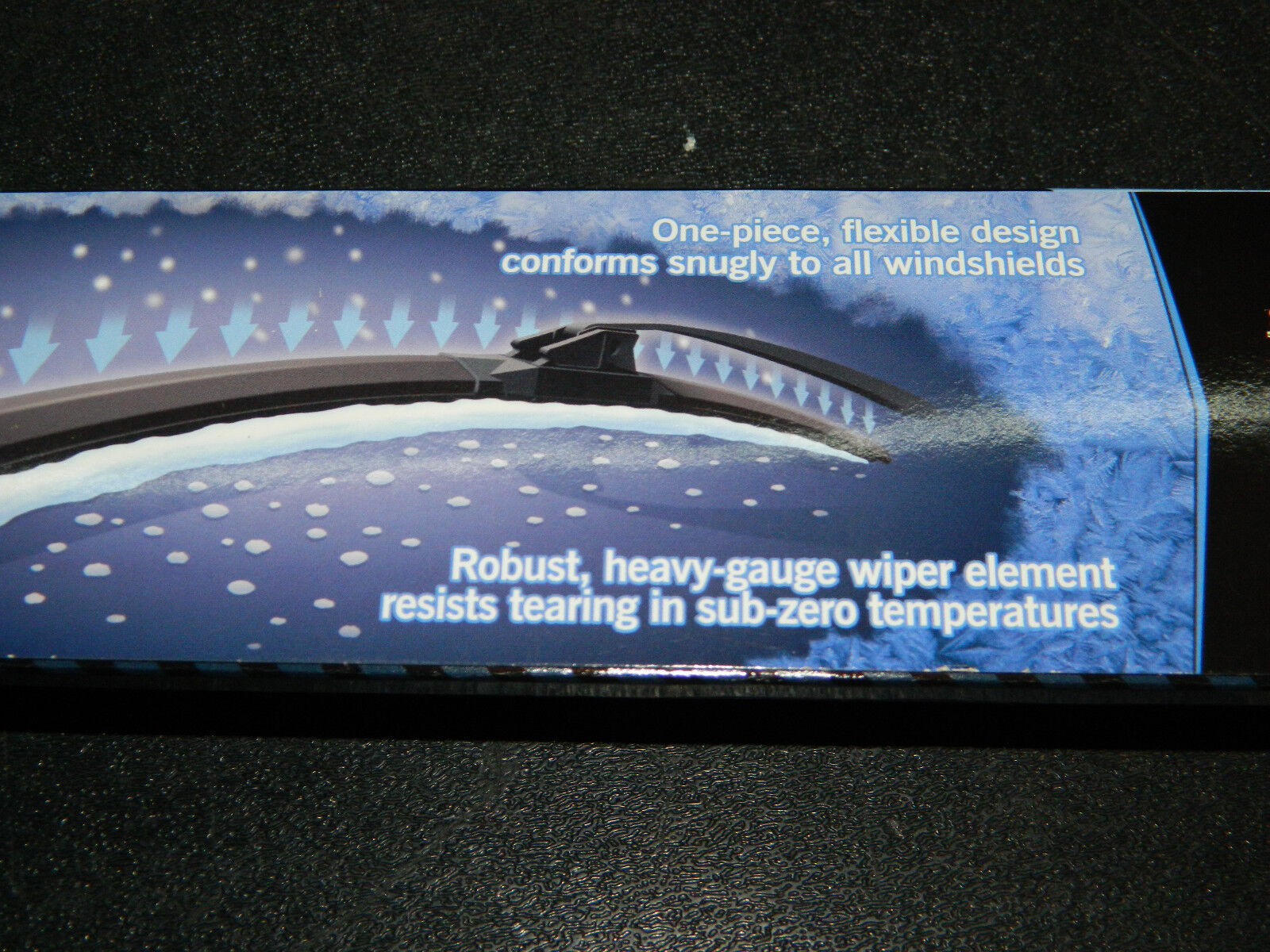 "NEW TRICO ICE WINTER WIPER BLADE CHOICE 16"" 17"" 18"" 19"" 20"" 21"" 22"" 24"" 26"" 28"""