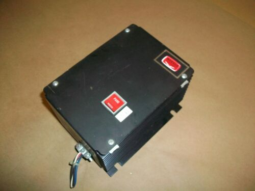 Warner Electric Clutch Power Supply  MCS 153-2   USED