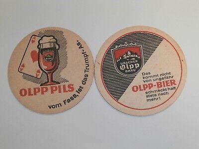 Olpp-Bier, Urach , 9,5cm Durchmesser