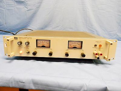Hp 6265b Dc Power Supply 0-40v 0-3a Load Tested