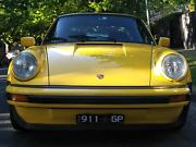 Porsche 911 wide body 1978 Targa Prahran Stonnington Area Preview