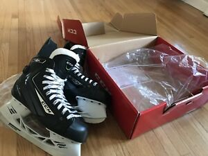 CCM 42K Pump hockey skates 7.5D