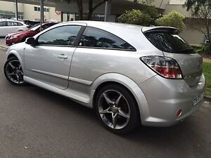 2006  Holden Astra Coupe (SRI Turbo) Southbank Melbourne City Preview