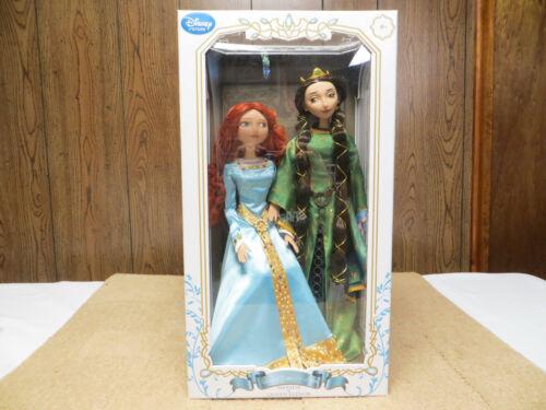 Disney Limited Edition Merida and Elenor Doll