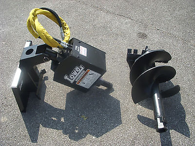 Toro Dingo Mini Skid Steer Attachment Lowe 750 Auger Drive 18 Bit - Ship 199