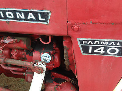 Engine Oil Fill Cap Gasket Ih International Harvester Farmall 140 Tractor
