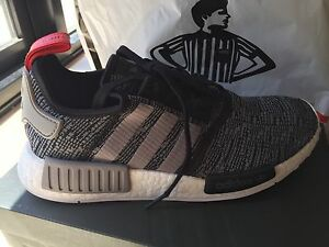 Adidas NMD R1 Dark Grey/Black US 9 plus Yeezy, Ultraboost, PG 1 Melbourne CBD Melbourne City Preview