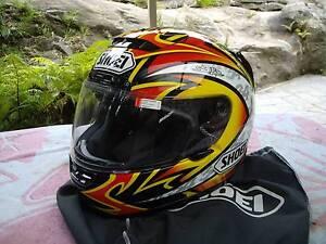 Shoei Helmet Barden Ridge Sutherland Area Preview