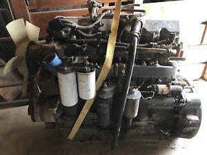 E7-454 Mack Engine