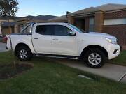 2017 Nissan Navara ST 4x4 D23 Dual Cab Auto Ute Point Cook Wyndham Area Preview