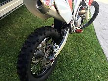 2014 Honda Crf450x Narangba Caboolture Area Preview