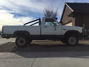 1990 Ford Ranger Custom