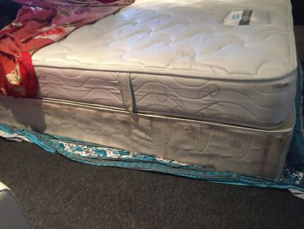 Double bed base only ( no mattress)