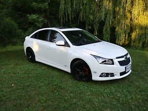 2013 Chevrolet Cruze 4dr Sdn 2LT  RS Turbo w/1SA