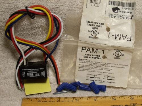 Space Age Electronics, SSU-PAM-1 Gator Gate Control Relay.