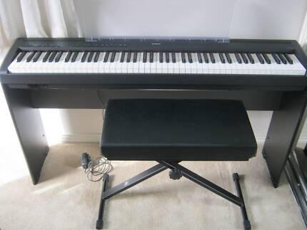 Yamaha Digital Piano P-95 Hope Island Gold Coast North Preview