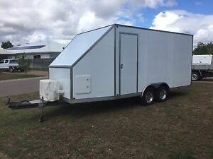 Car/Motorbike enclosed trailer Bushland Beach Townsville Surrounds Preview