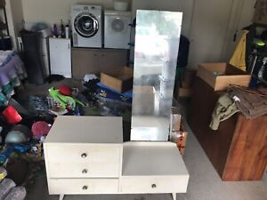 Duchess Dressing Table Vintage With Mirror