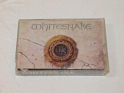 Whitesnake von Whitesnake (Kassette,Geffen Records) Still Of The Night Bad